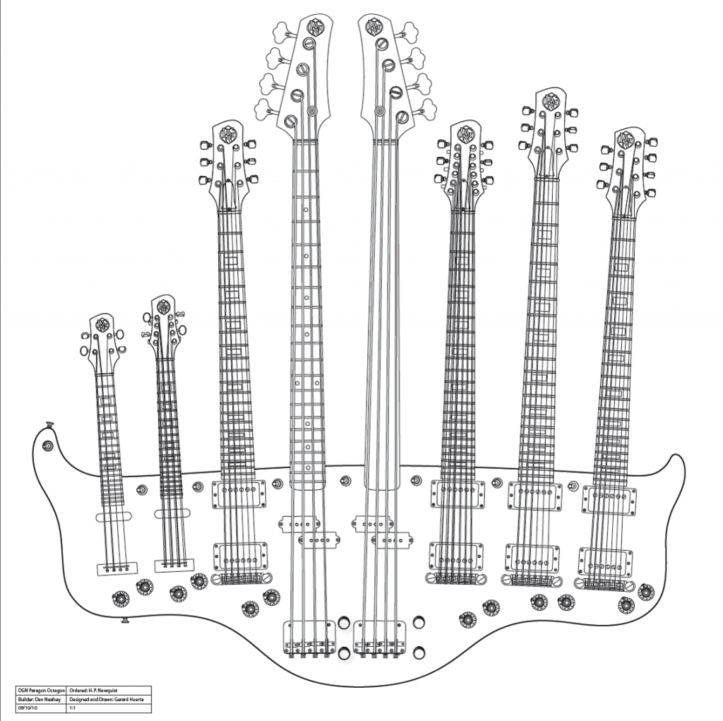 guitars research paper Guitar background a member of the family of musical instruments [1] called chordophones, the guitar is a stringed instrument [2] with which sound is produced by.