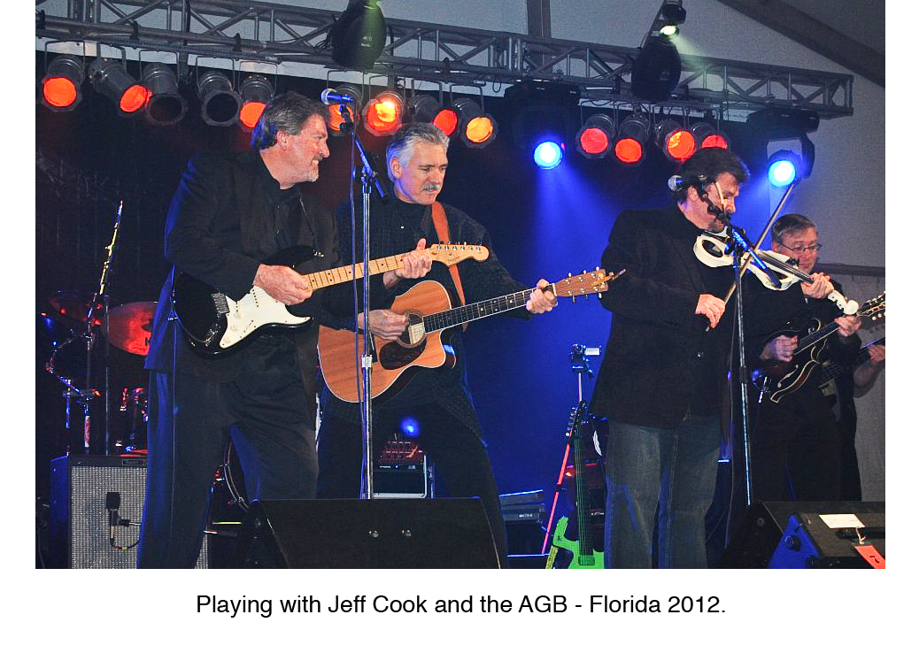 Jeff Cook & the AGB 2012