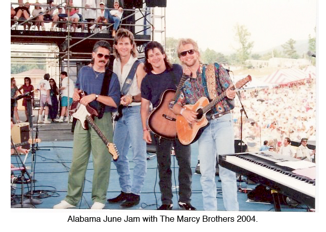 Alabama June Jam w-Marcy Brothers 2004