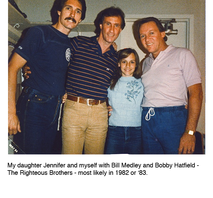 Larry, Jennifer, Bill & Bobby