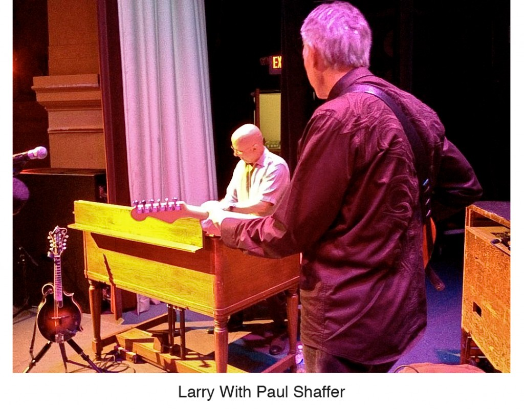 Larry w-Paul Shaffer