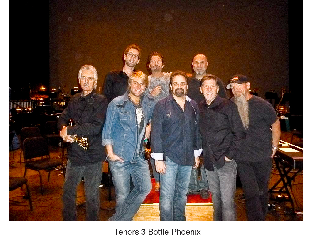 Tenors 3 Bottle Phoenix