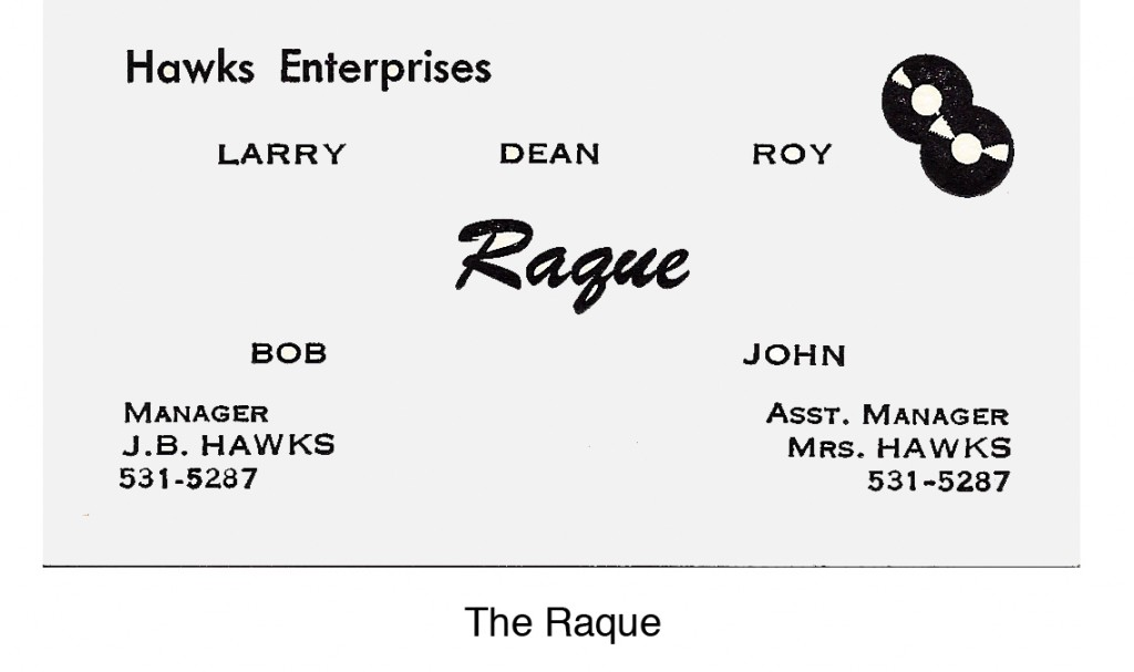 The Raque
