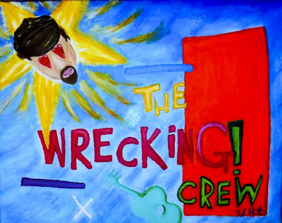 Wrecking Crew by Ed Huerta